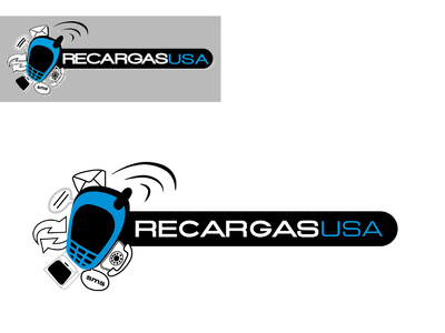 Recreate your low resolution logo to higher resolution