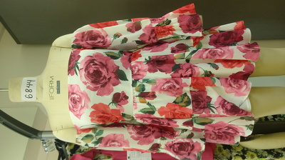 Make a pattern and sample of your skirt, trousers, dress, blouses