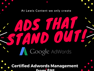Manage and optimize your PPC Adwords campaign
