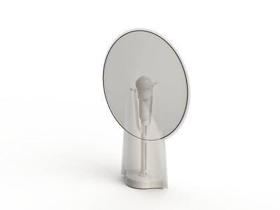 Create a 3D model with photorealistic renders in CAD