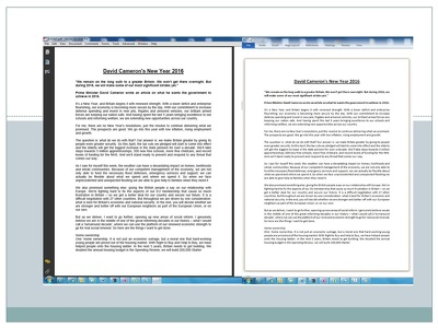 Convert 30 pages PDF to MS Word/Excel professionally