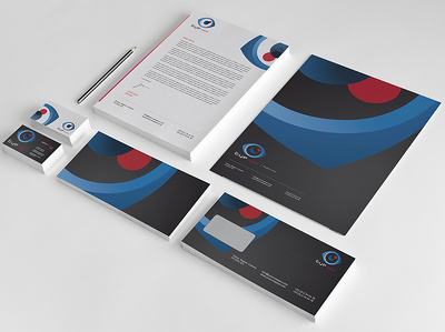 Do design business cards letterhead and stationary Packages