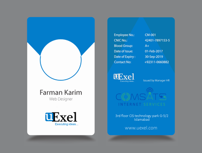 Design unique and Attractive Business Card for you