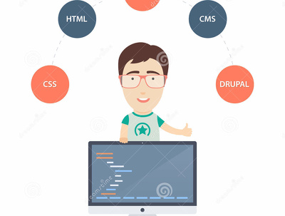 Create your website which is desktop as well as mobile supported latest tech. use