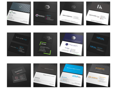 Design an attractive and professional Business card