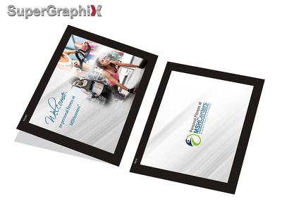 Design a single or double-sided flyer/postcard/leaflet/brochure/invitation