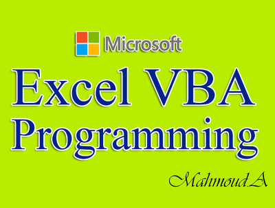 Develop Excel Macro using VBA to automate your workbook