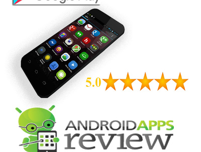 Give 5 android app review with 5 star rating to your Apps on Google play