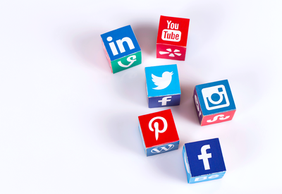 Write 10 social media posts