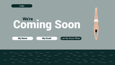 Design a Responsive Coming Soon/Under Construction/404 Page for your WordPress Site