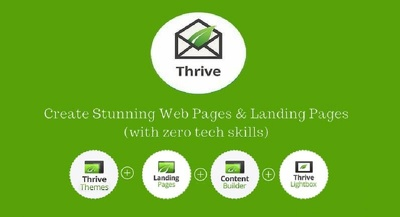 Do design website with THRIVETHEME, Install Thrive plugins