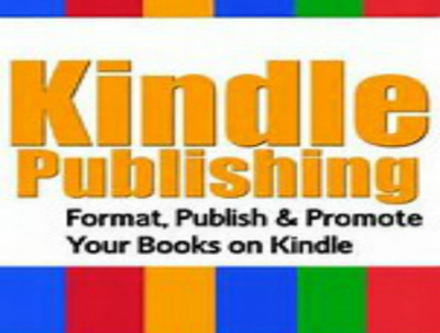 Format and convert your word doc to kindle and publish on 8 online book stores
