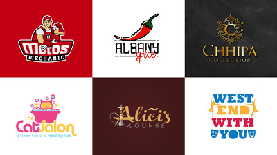 Design a clean, elegant and modern vector logo with multiple revisions