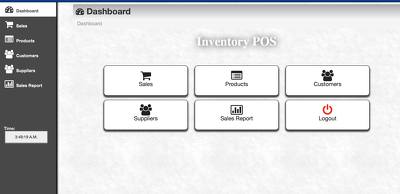 Create inventory system for your business
