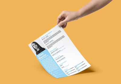 Design an effective CV to make you stand out from the crowd in English or Spanish