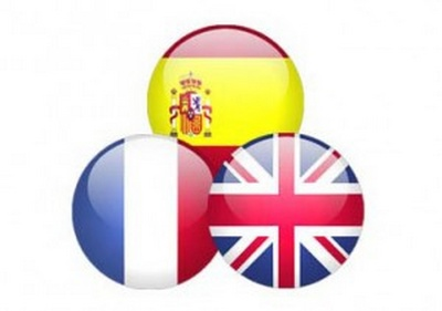 Translate any 500 word text from English/Spanish to French