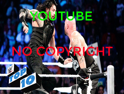 Create ANY WWE VIDEO without copyright  for Youtube