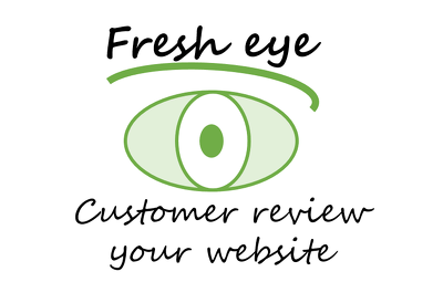 Customer review your website  (usability test)
