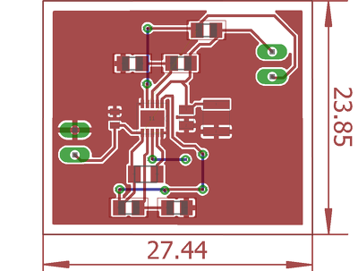 Make you a PCB layout on Eagle