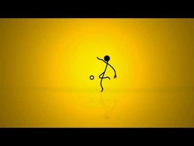 Create a soccer whiteboard video intro