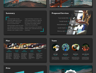 Design a professional 20 slides PowerPoint presentation