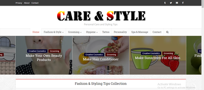 Design your custom Company Web Site according to your requirement