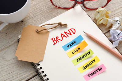 Brand/rebrand your company or product