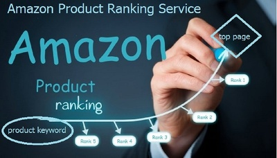 Rank your product 1st page top 5 on Amazon