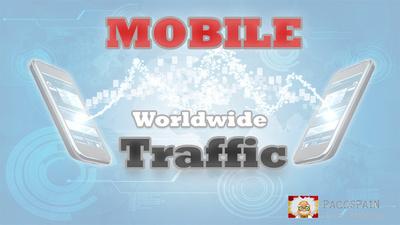 Send you mobile web traffic