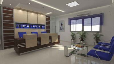 Provide 3D renders of your 2D architectural projects