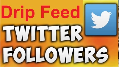 Drip Feed daily 500 Twitter followers, 100% Safety Guaranteed - total 3000