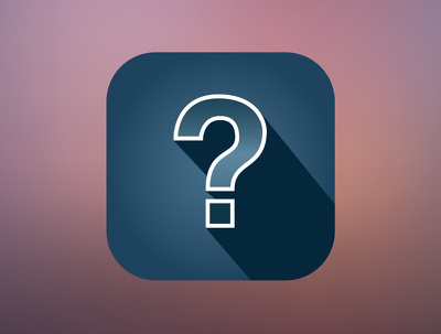 Design a Proffesional App icon