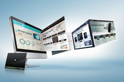 Desgin and develop the professional, responsive and eyecatching website for business