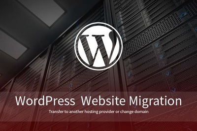 Migrate a WordPress website to a new hosting provder