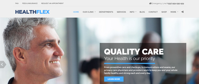 Develop Professional Healthcare Booking System Wordpress Website