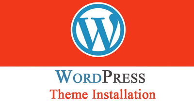 Install your WordPress template with demo