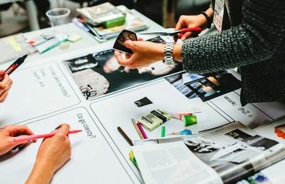 Design an eye-catching flyer/poster
