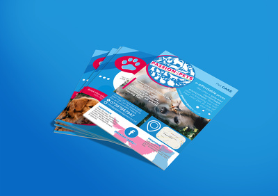 Design a double sided A5 Flyer