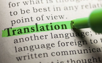 Translate 500 words in languages between English & Chinese
