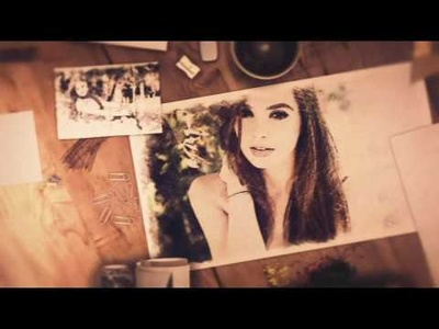 Sketch your photos in an eye catching video