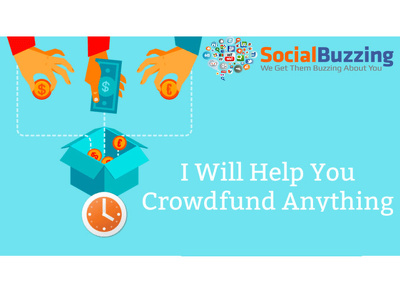help you crowd fund / kickstart anything - the best starter package on PPH