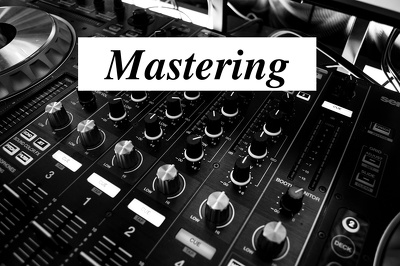 Master your track / song