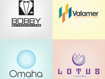 Design your stunning professional logo with unlimited round of revisions.
