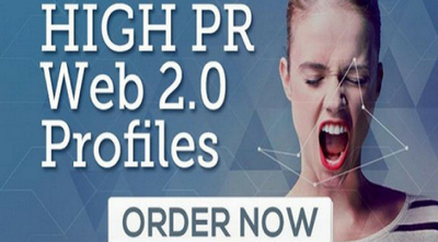 55 High DA Web 2.0 User Profiles - 20 Do Follow Links