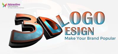 Make 3d Logo For your company/Farm/Shop etc