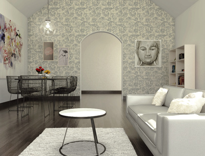 Design the best interior that you've ever seen in 3D