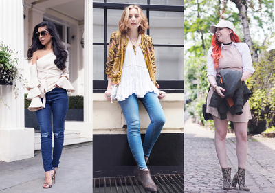 Shoot 1 hour of street style photography for your blog/social media!