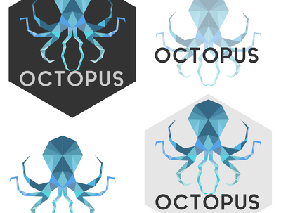 Make a modern geometric logo design