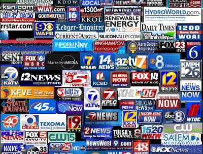 Get Into TOP NEWS SITES ( ABC, FOX, CBS, NBC) TRUST FLOW 40 - 60+ )