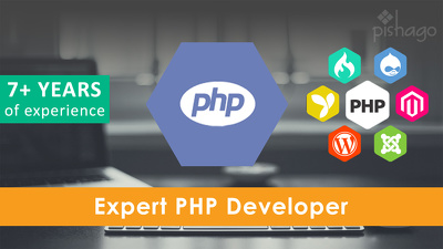 Write, debug, fix PHP scripts for you